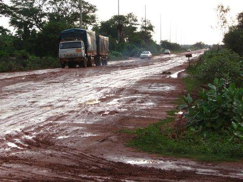 Камбоджа: визы и транспорт