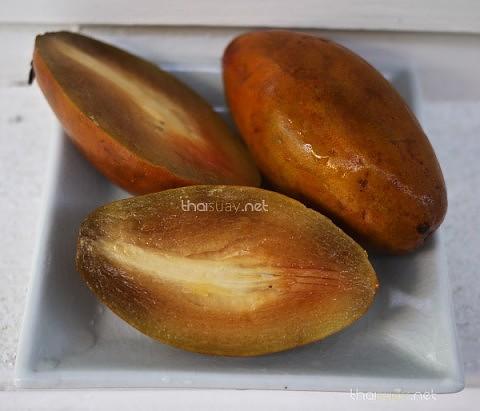 Энциклопедия тайских фруктов